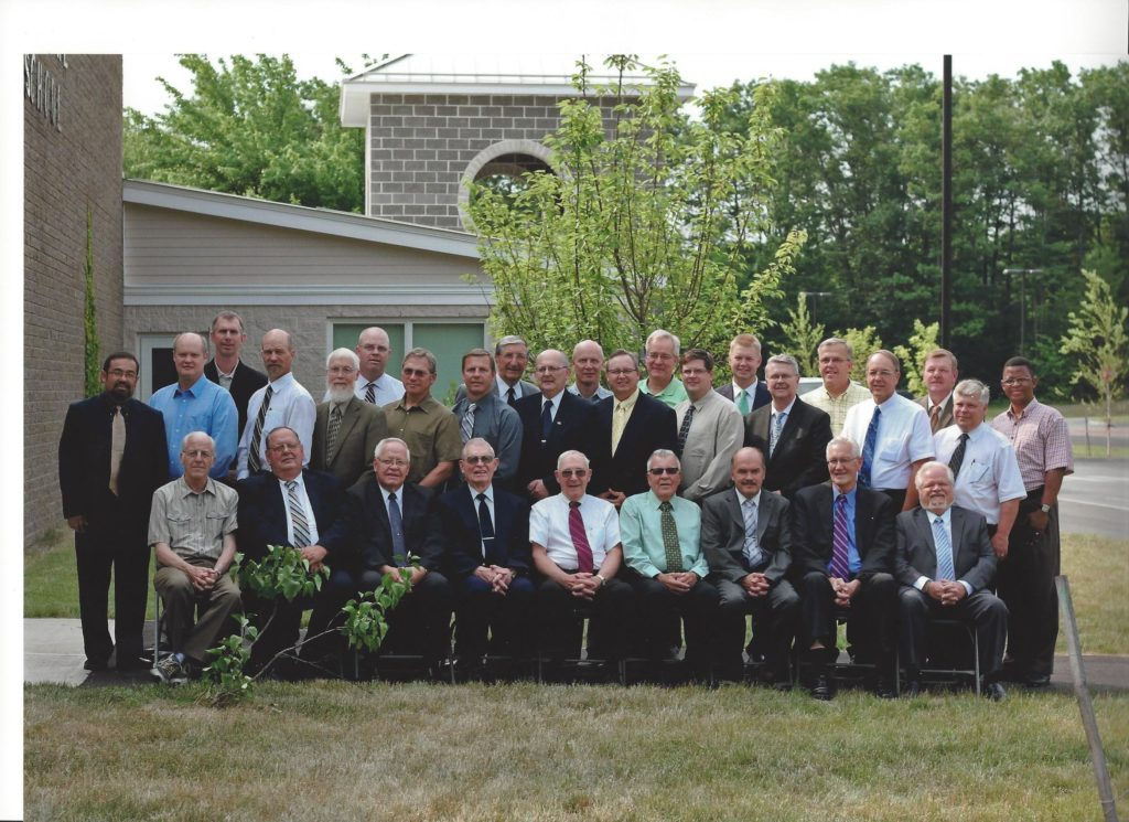 2012 Ministers - New Ipswich, NH