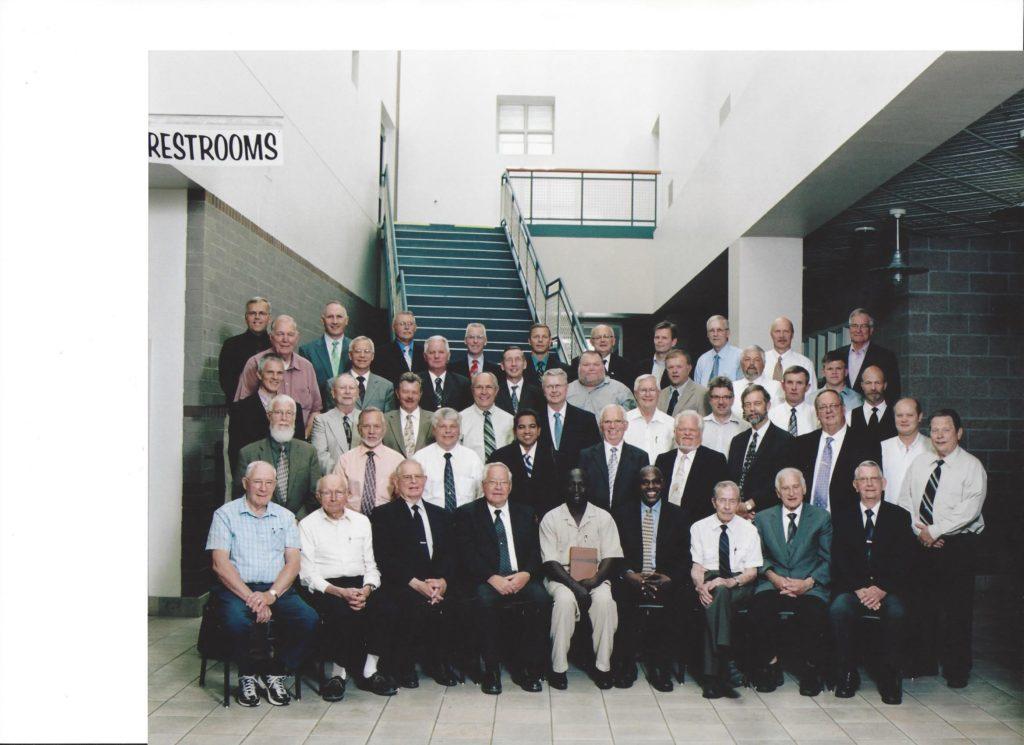 2014 Ministers - Hockinson, WA