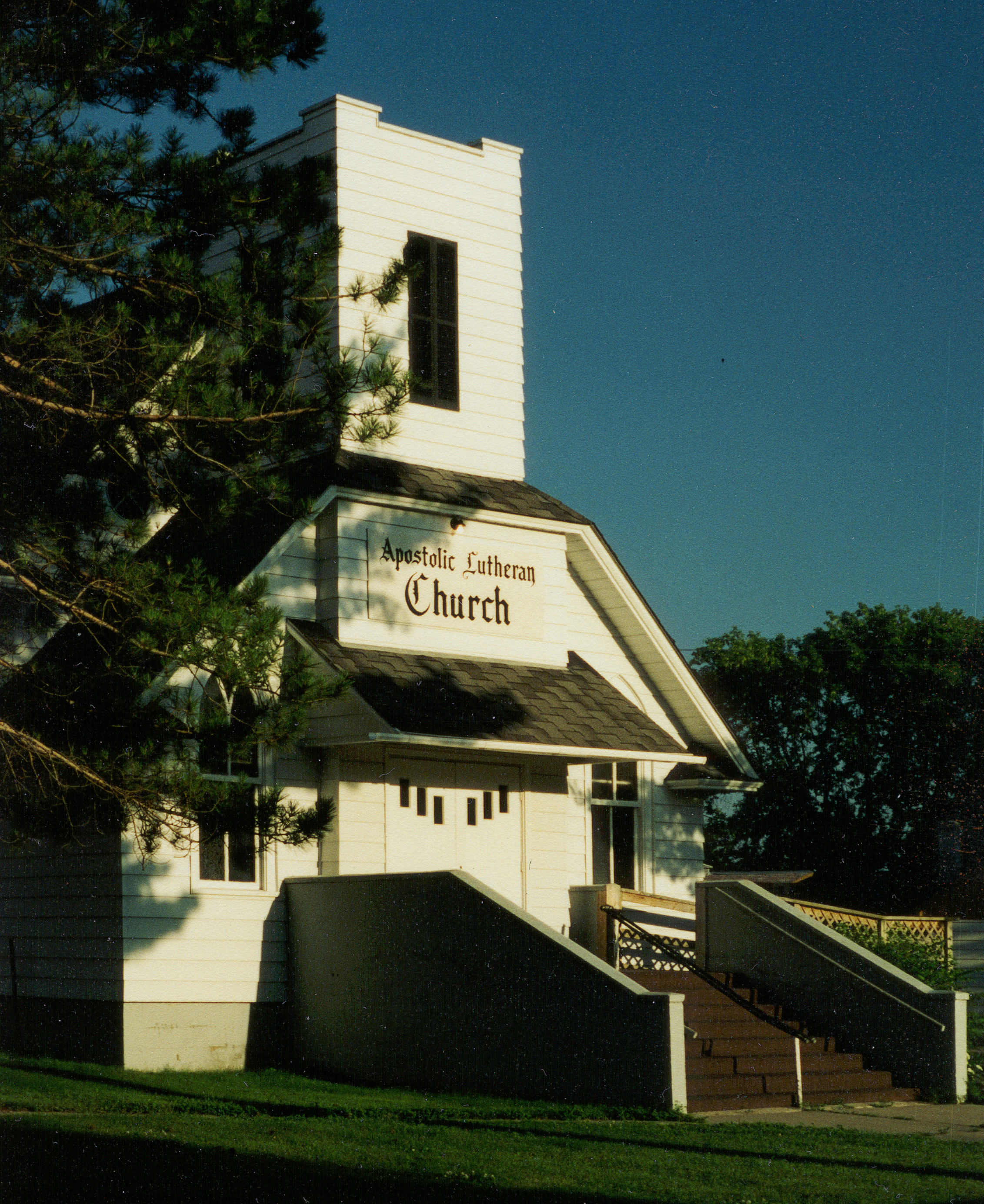Apostolic Lutheran Church › Church List